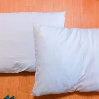 コストコ 低反発枕2こセット 美品!