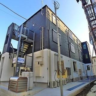 🉐初期費用2万円🙂23区内新築BT別🏠オートロック付きで家賃570...