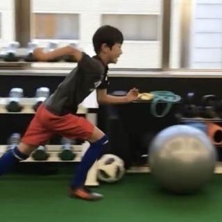 プロサッカー選手のコーチが指導!ダントツスピード講座12/8(土)