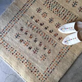 豊橋【イランの遊牧民の手織絨毯ギャッベ展】