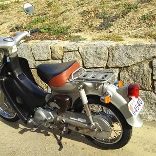 ホンダ リトルカブ 50cc