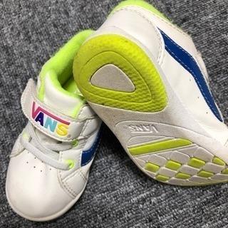 靴 vans14センチ