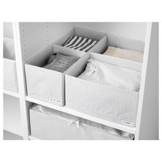 IKEA STUK 仕切り付き収納ボックス