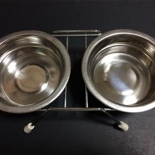 ツインディッシュ ペット用食器 Sサイズ