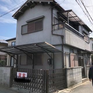 貸家 戸建 JR阪和線 津久野 徒歩3分