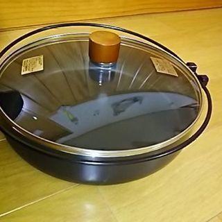 すきやき鍋(未使用品)