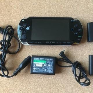 ソニー、SONY、PSP、本体