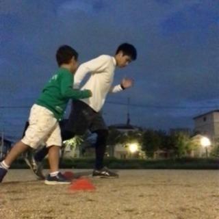 大阪の走り方・かけっこ教室KAZZ