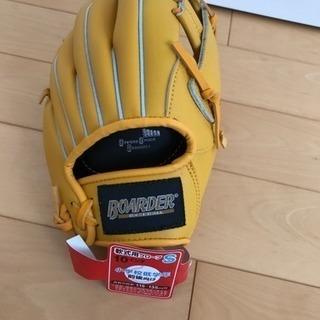 【お値下げ】【新品】小学生低学年用  野球グローブ