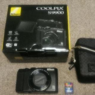 コンパクトデジタルカメラ Nikon COOLPIX S9900...