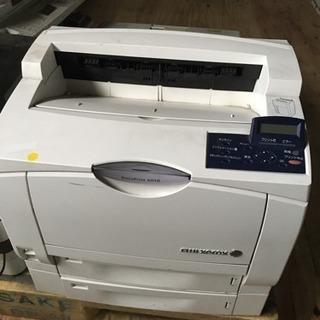 富士ゼロックス レザープリンター docuplint4050