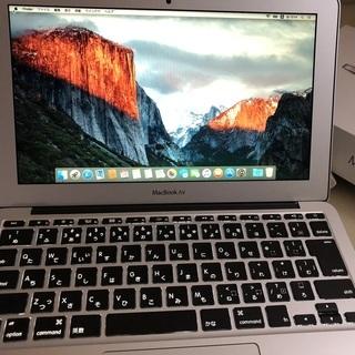 お取引き中☆【正規品】2015 Apple MacBook Ai...