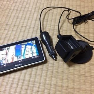 ソニー NV-U2 ポータブルナビ