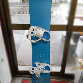 バートン スノーボード板 153cm バインディング サイ…