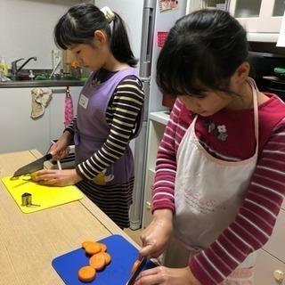 12月子供お料理教室