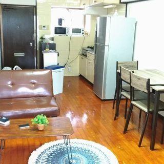 37000円シェアハウス 個室&駐車場込み