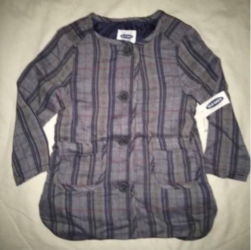0820bab7f8b4c 選ぶ オールドネイビー♪女児 ジャケットコート (xxbgk824) 神戸の子供 ...