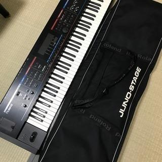4点セット!Roland JUNO-STAGE キーボード