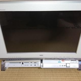 一体型デスクトップパソコン(NEC PC-VS700AD)