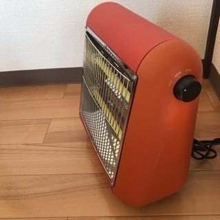 【取引中】遠赤外線 電気ストーブ  ±0 プラスマイナスゼロ