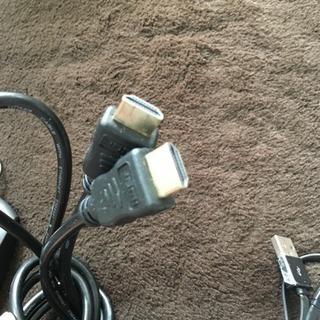 iPhone充電ケーブル アンドロイド充電ケーブル HDMIケーブル