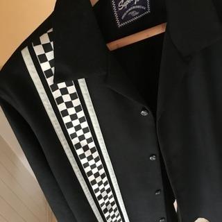 モータースポーツバイク乗りジャケットシャツ