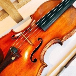 バイオリン個人レッスン☆小学生から大人まで☆太田市☆駐車場あり