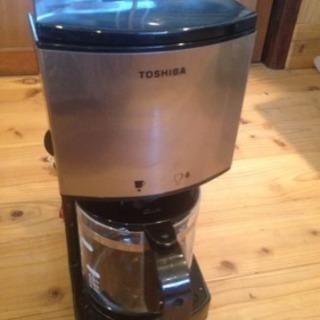 TOSHIBA コーヒーメーカー