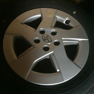 ダンロップスタッドタイヤ195/65/R15