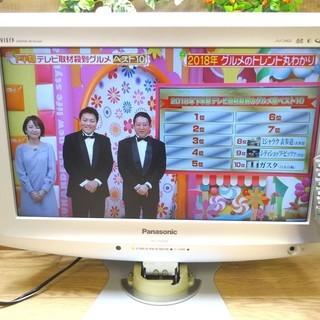 【画面傷有りのため4000円!!】Panasonic VIERA...