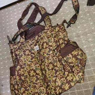 「断捨離」roughの大きめバッグ