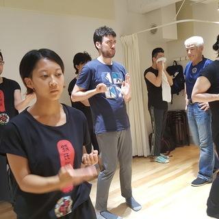 『詠春拳』を日本で広めた第一人者の道場でカンフー体験!!! @ 高...