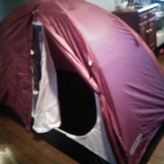 レジャー用テント