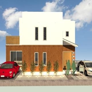 ★新築一戸建★理想の東西角地!とても明るい住まいが実現します♪