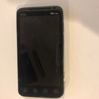 au スマホ ISW12HT HTC EVO 3D
