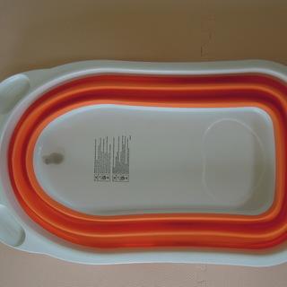 カリブ バス 折り畳み式 ベビー 赤ちゃん 風呂 安全 収納