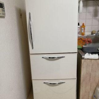 商談中     3ドア日立冷蔵庫 自動製氷
