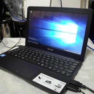 ノートパソコン ASUS X205TA Windows10
