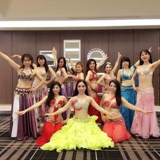 町田でベリーダンス☆新規生募集しています!