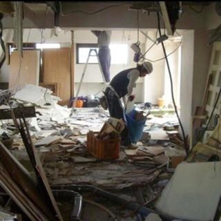 《外国人スタッフ急募》未経験OK☆日払い可◆建築・解体業《関西》