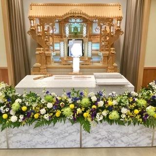 蒲郡斎場・葬祭室利用・便利でキレイな1日葬