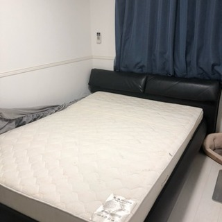 ダブル ロング ベッド