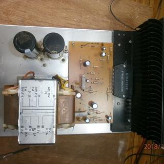 Sanyo STK4192 Ⅱ 使用ステレオパワーアンプ 50W*2