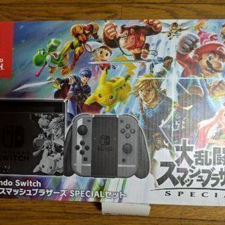 Nintendo Switch 大乱闘スマッシュブラザーズ SP...