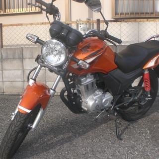 神戸市★明石市★CBF125 超低走行!人気のミッション125cc!