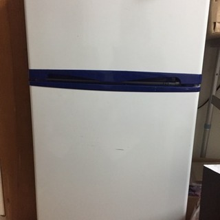 2段 冷蔵庫の画像