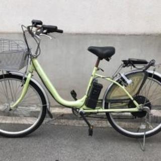 電動アシスト自転車 prozza lunlun26
