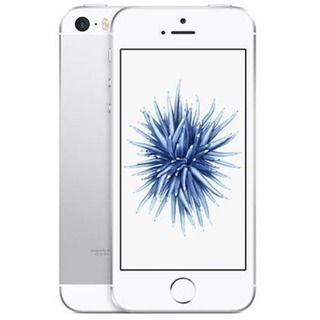 iPhone SE 128GB シルバー LINEモバイル