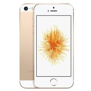 iPhone SE 128GB ゴールド LINEモバイル