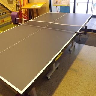 CASSAR 卓球台 折りたたみ 付属品あり 幅:153cm 札幌...